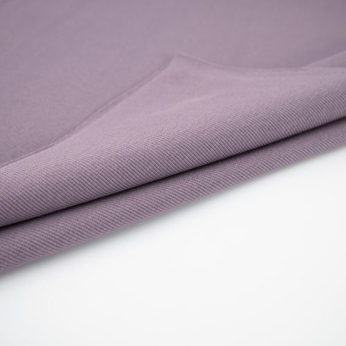 Ткань на отрез кашкорсе с лайкрой 4402-1 цвет корица фото 2