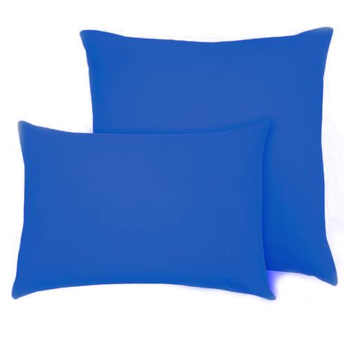 Наволочка на молнии Трикотаж цвет синий 50/70 фото 1