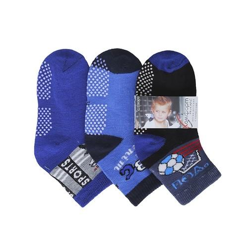 Детские носки Комфорт плюс 478-G-T8009-2 размер М(3-4) фото 1