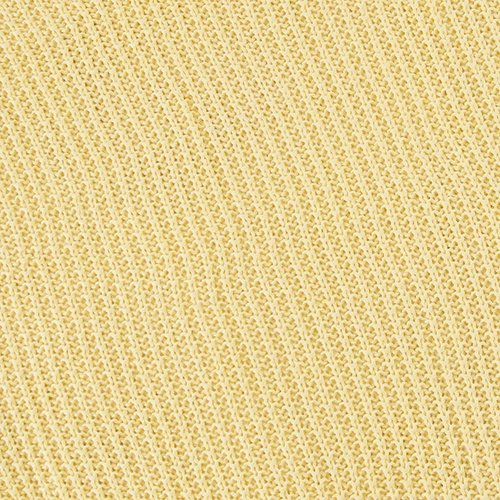 Покрывало-плед Петелька 180/200 цвет желтый фото 2