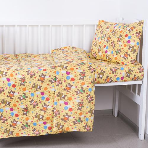 Постельное белье в детскую кроватку 1859 фото 1