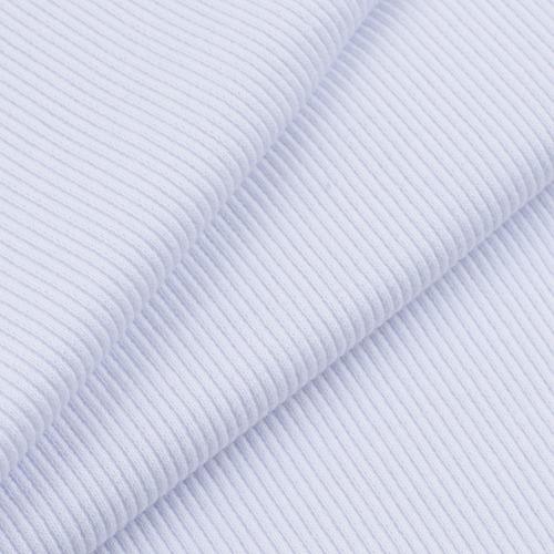 Ткань на отрез кашкорсе с лайкрой цвет белый фото 1