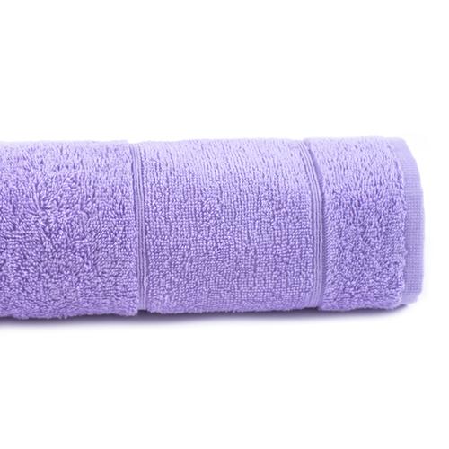 Полотенце махровое Personal 50/90 см цвет сиреневый фото 1