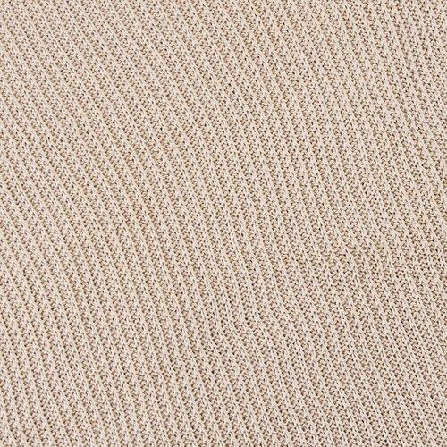 Покрывало-плед Петелька 150/200 цвет бежевый фото 2