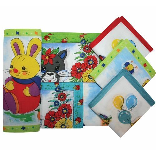 Платки носовые детские элитные 45014 12 шт фото 1