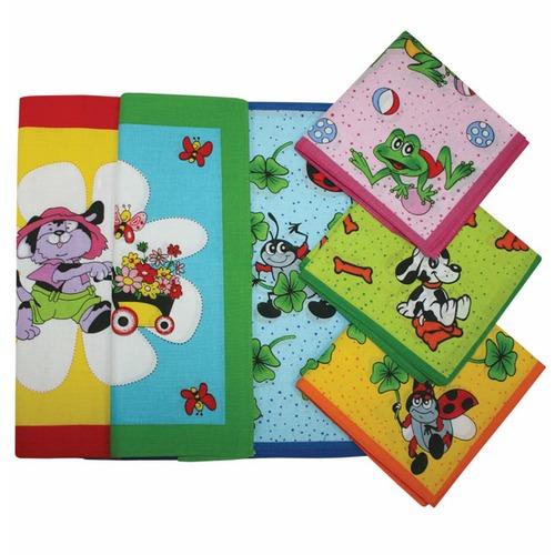 Платки носовые детские элитные 45325 (12 шт) фото 1
