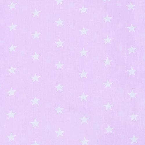 Ткань на отрез бязь плательная 150 см 1700/2 цвет розовый фото 1