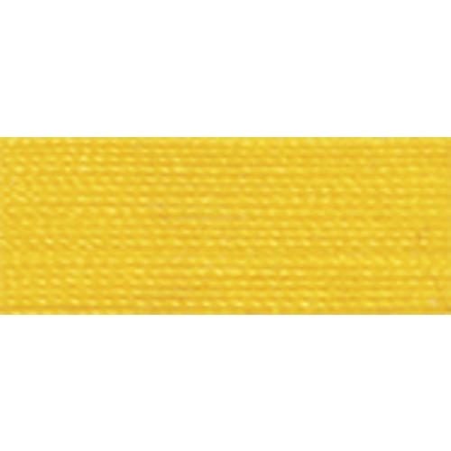Нитки армированные 45ЛЛ цв.0208 желтый 200м, С-Пб фото 1