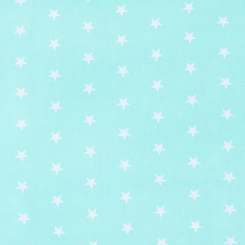 Мерный лоскут бязь плательная 1700/16 цвет мята фото 1