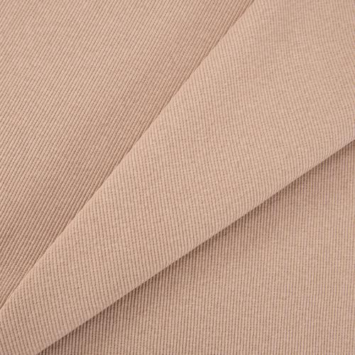 Ткань на отрез кашкорсе с лайкрой 4502-1 цвет таба фото 1