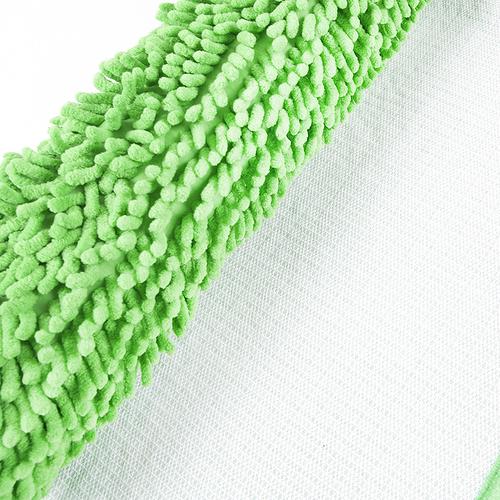 Коврик для ванной Makaron 50/80 цвет молодая зелень фото 3