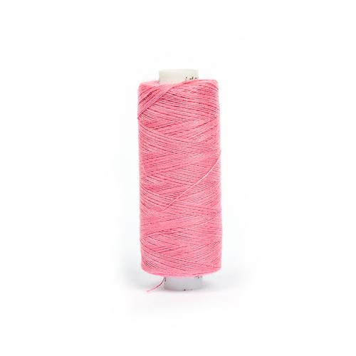 Нитки бытовые IDEAL 40/2 366м 100% п/э, цв.168 розовый фото 1