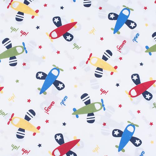 Детская пеленка поплин 73/120 см 2014 Самолеты фото 1
