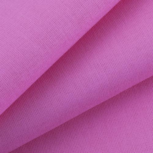 Ткань на отрез бязь М/л Шуя 150 см 18050 цвет маджента фото 1