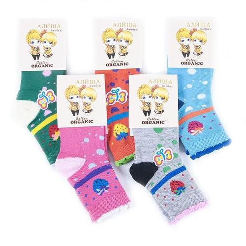 Детские носки 3122 Алиша размер 12-15 фото 1