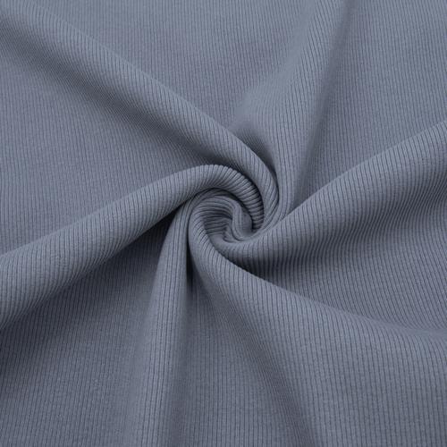 Ткань на отрез кашкорсе 3-х нитка с лайкрой цвет серый фото 1