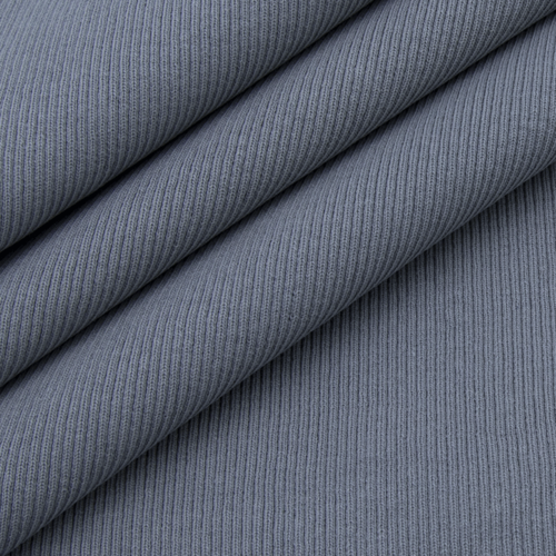 Ткань на отрез кашкорсе 3-х нитка с лайкрой цвет серый фото 4