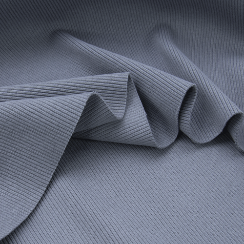 Ткань на отрез кашкорсе 3-х нитка с лайкрой цвет серый фото 2