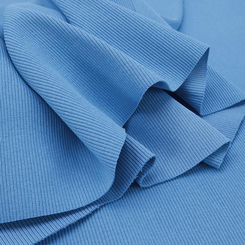 Ткань на отрез кашкорсе 3-х нитка с лайкрой цвет бирюза фото 5