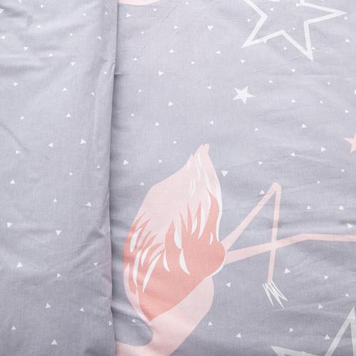 Пододеяльник поплин 736-1 Фламинго 1.5 сп фото 2