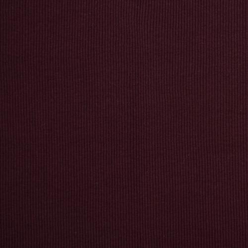 Ткань на отрез кашкорсе 3-х нитка с лайкрой цвет темно-бордовый фото 2