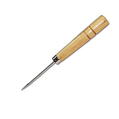 Шило деревянная ручка с крючком 12см МС-115 фото 3
