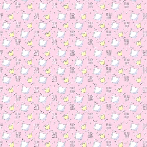 Поплин 150 см 1982/3 Королевские подушки цвет розовый фото 1