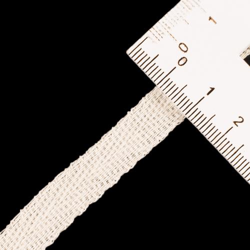 Лента киперная 10 мм цвет суровый фото 2