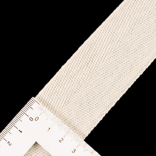 Лента киперная 40 мм цвет суровый фото 2