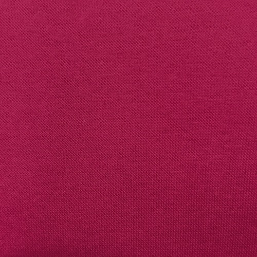 Ткань на отрез интерлок цвет красный фото 1