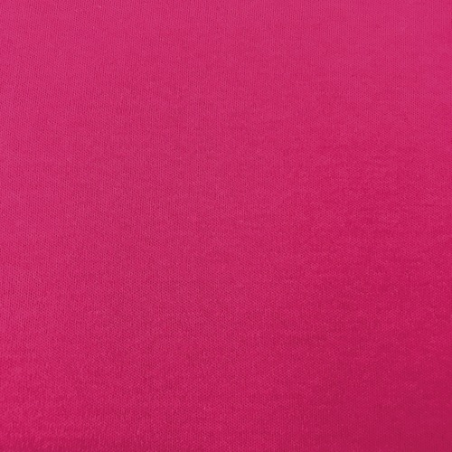 Ткань на отрез интерлок цвет розовый фото 1