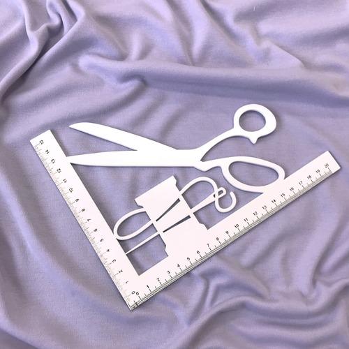 Ткань на отрез интерлок цвет светло-сиреневый фото 3
