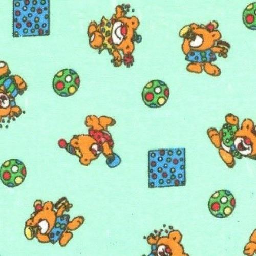 Набор детских пеленок фланель 4 шт 90/120 см 156-5П фото 1
