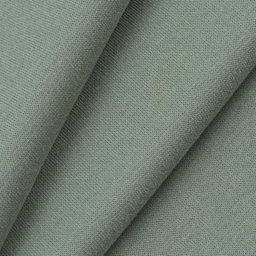 Ткань на отрез рибана с лайкрой 7583 цвет хаки фото 1