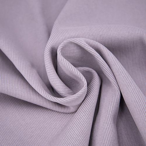 Ткань на отрез кашкорсе 3-х нитка с лайкрой цвет лила фото 2