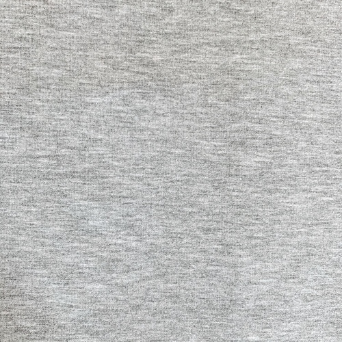 Маломеры футер с лайкрой 1643 цвет серый меланж 0.7 м фото 1