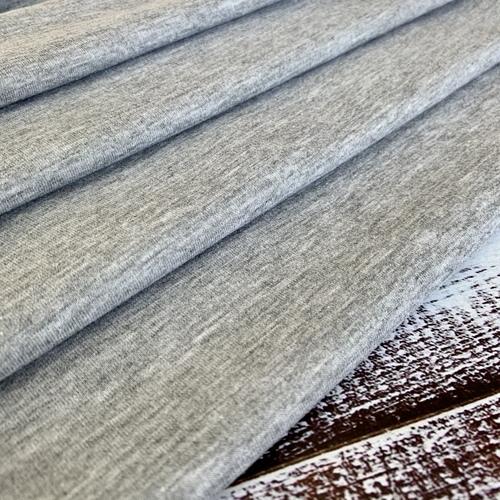Маломеры футер с лайкрой 1643 цвет серый меланж 0.7 м фото 2