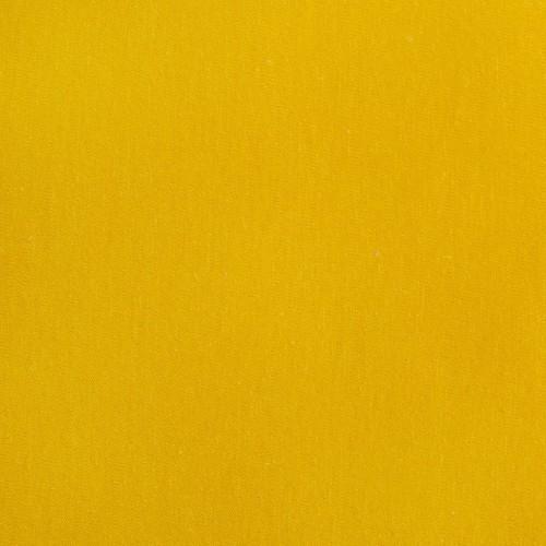 Маломеры кулирка гладкокрашеная 2029 цвет желтый 0.4 м фото 2
