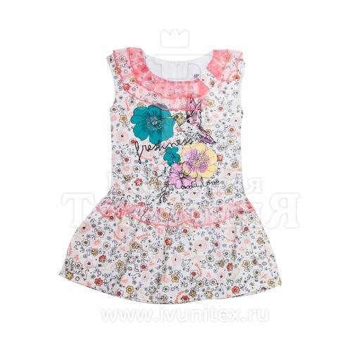 Платье детское 287 в ассортименте 5 лет фото 4