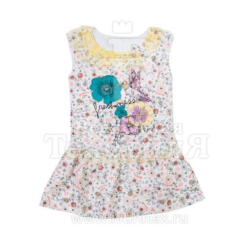 Платье детское 287 в ассортименте 5 лет фото 2