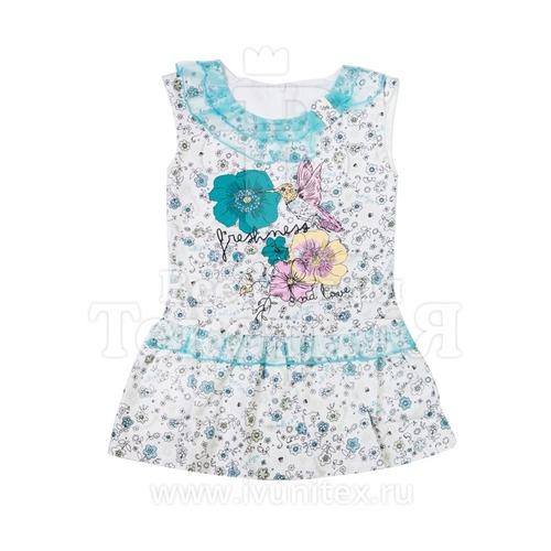 Платье детское 287 в ассортименте 6 лет фото 2