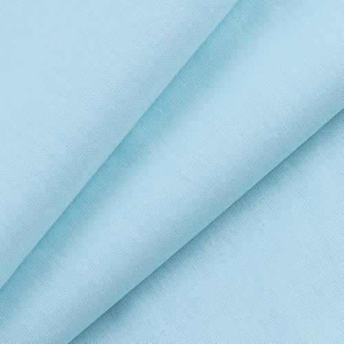Ткань на отрез бязь М/л Шуя 150 см 10210 цвет незабудка фото 1