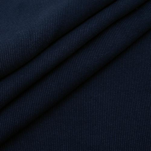 Ткань на отрез кашкорсе 3-х нитка с лайкрой цвет синий фото 4