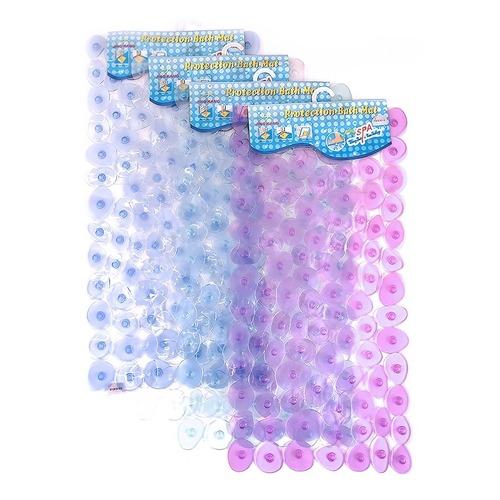 Коврик для ванны Камушки расцветки в ассортименте фото 1