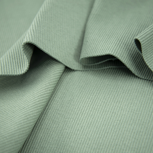 Ткань на отрез кашкорсе 3-х нитка с лайкрой цвет светло-зеленый фото 4