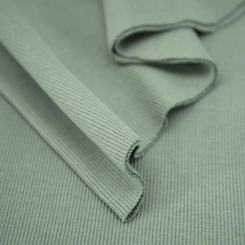 Ткань на отрез кашкорсе 3-х нитка с лайкрой цвет светло-зеленый фото 3