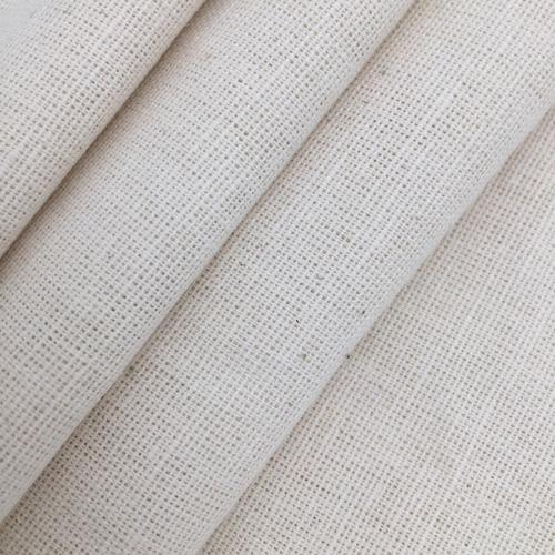 Мерный лоскут полулен 220 см полувареный цвет серый 2.1 м фото 1