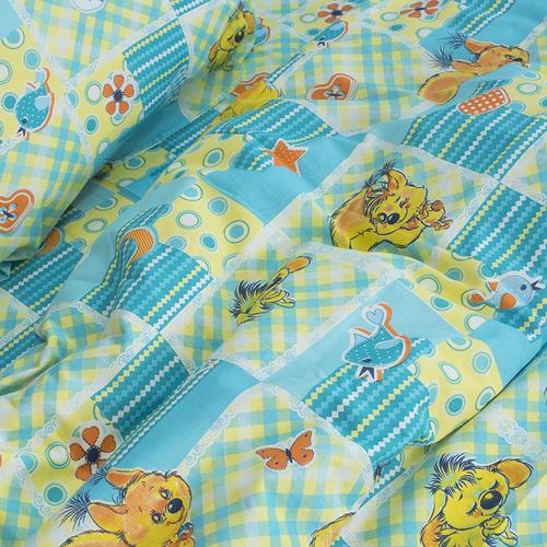 Детское постельное белье из бязи 1.5 сп 1427 Белки фото 4