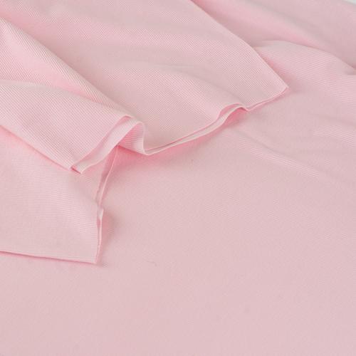 Ткань на отрез кашкорсе с лайкрой 9509а Blushing Bride фото 2