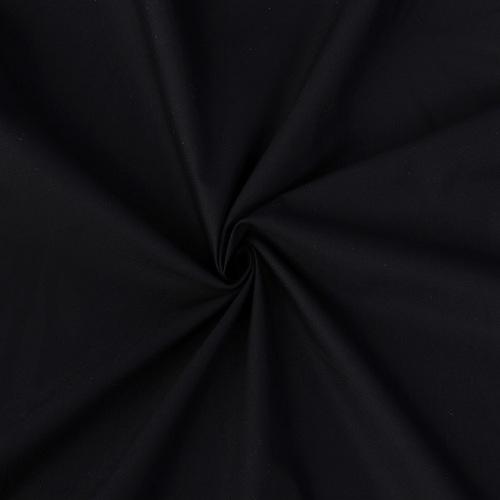 Перкаль гладкокрашеный 150 см 26003/29065 цвет черный фото 1